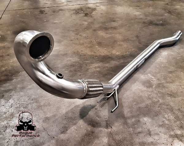 Rogue Performance Mk7 R/S3 8V Downpipe