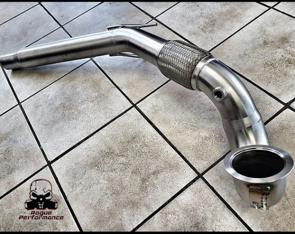 Rogue Performance Mk7 GTi Downpipe